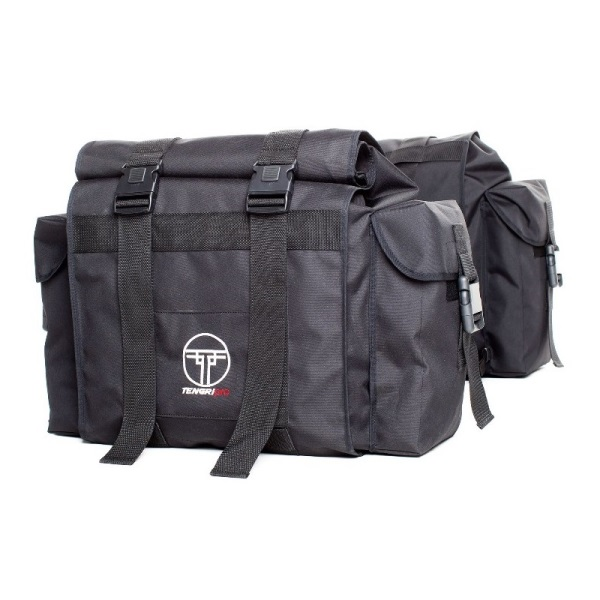 TENGRI pro adventure saddlebags