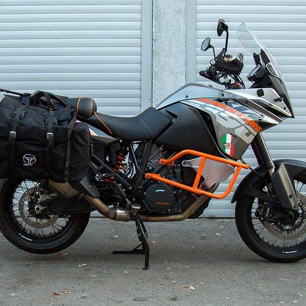 TENGRI pro adventure saddlebags KTM 1190